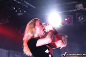 Fotos: Arch Enemy live im Colos-Saal in Aschaffenburg